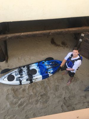 Gosea Vortex Kayak - $350 - 8.75 feet long 28 inch wide for Sale in Los Angeles, CA