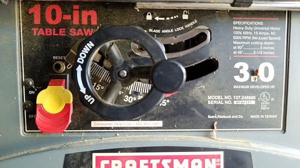 Admirable New And Used Table Saws For Sale In Greenwood In Offerup Download Free Architecture Designs Rallybritishbridgeorg