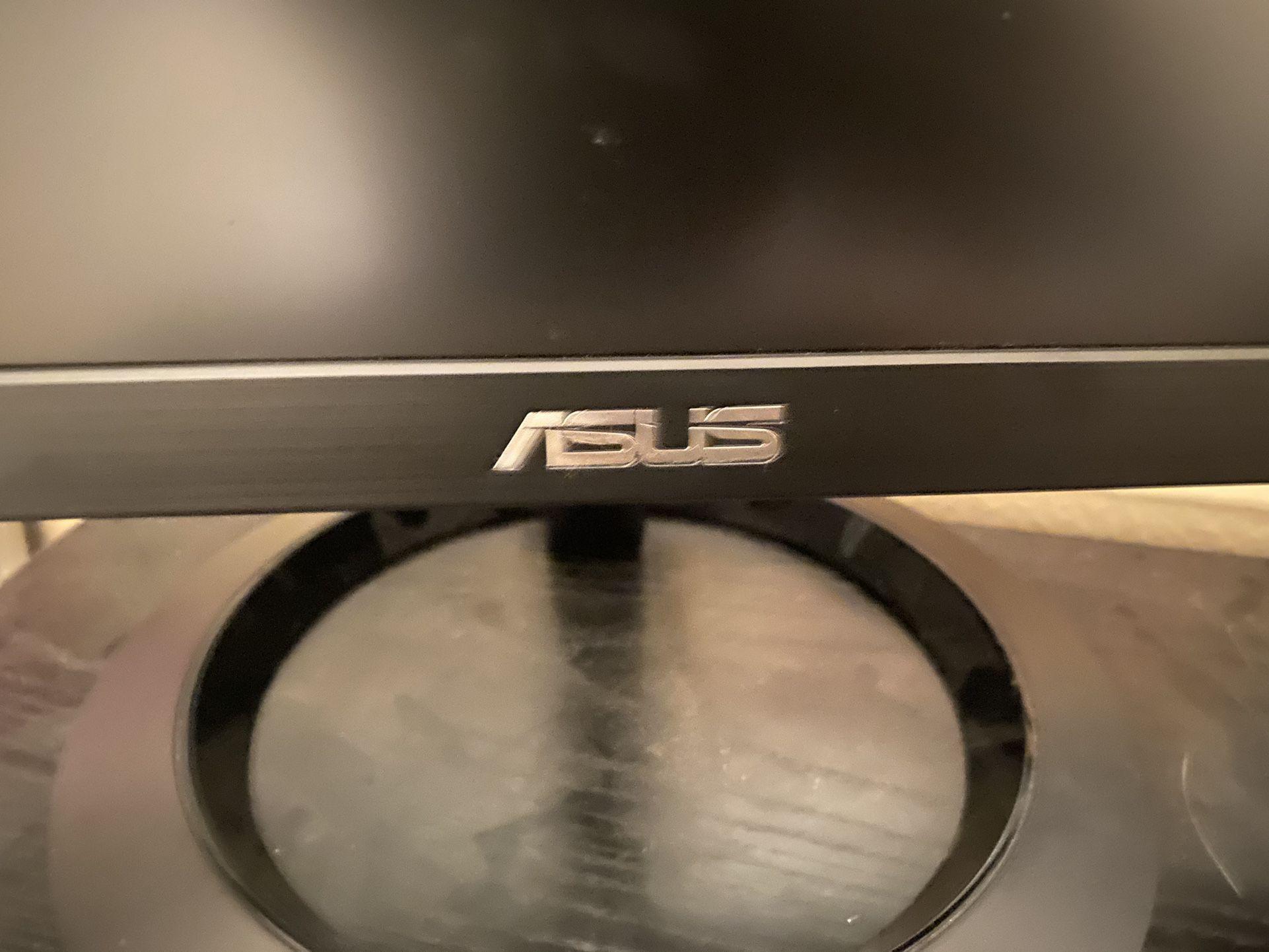 "Asus 27"" Black Monitor Excellent Condition"