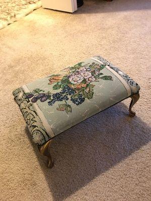 Antique Footstool for Sale in Detroit, MI