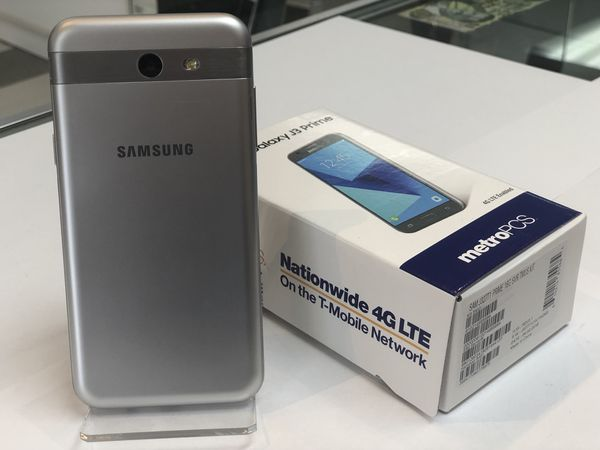 """Galaxy J3 prime """"Metro PCS"""" New and unlocked for Sale in Miami, FL - OfferUp"""