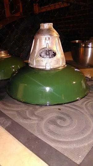 Benjamin vintage industrial explosion proof lights for Sale in Baltimore, MD