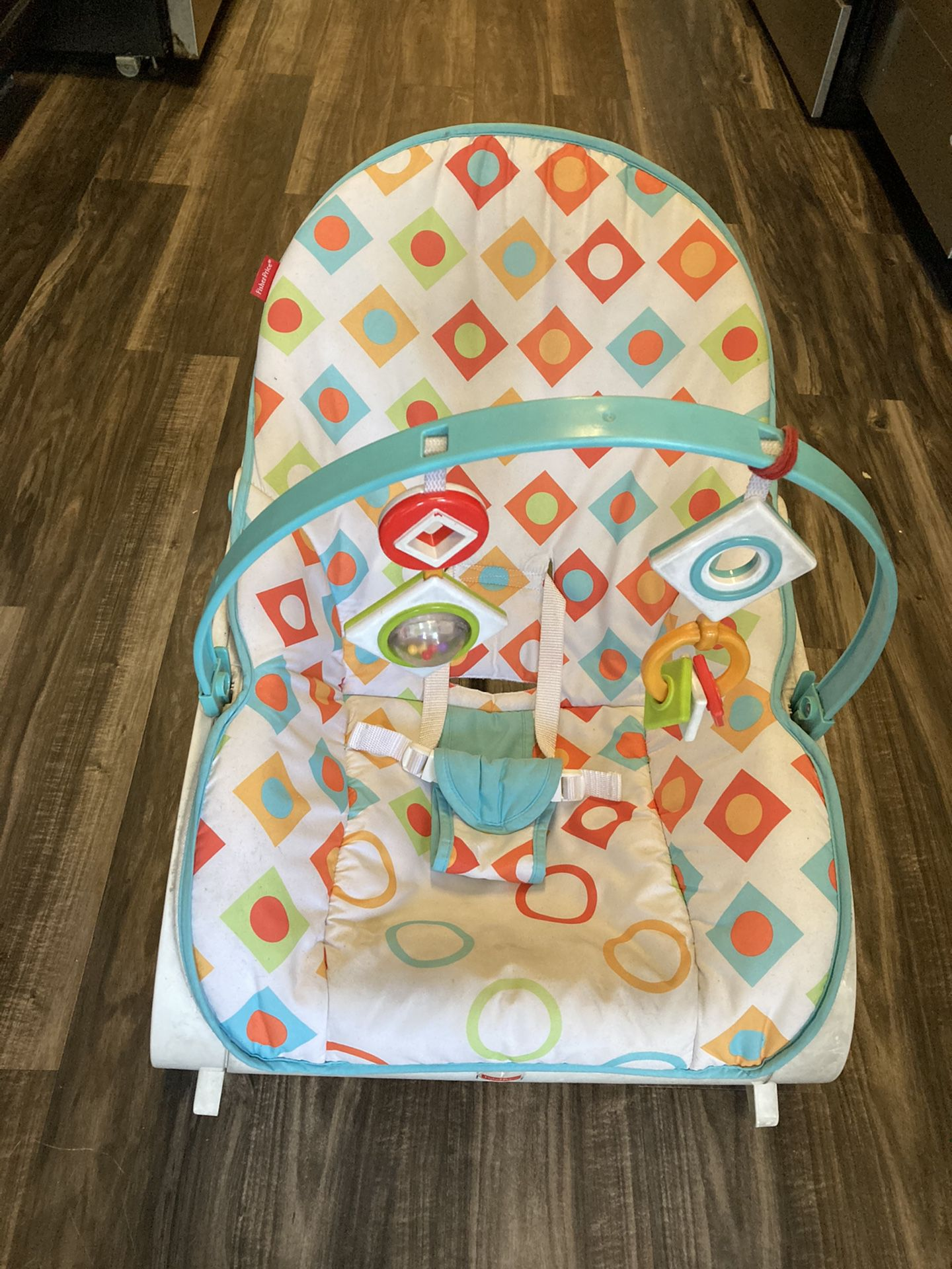 Rocker Portable Baby Seat