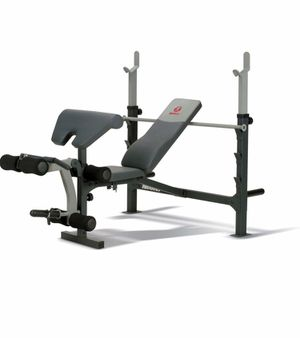 Photo Weider Bench Press no weight or bar