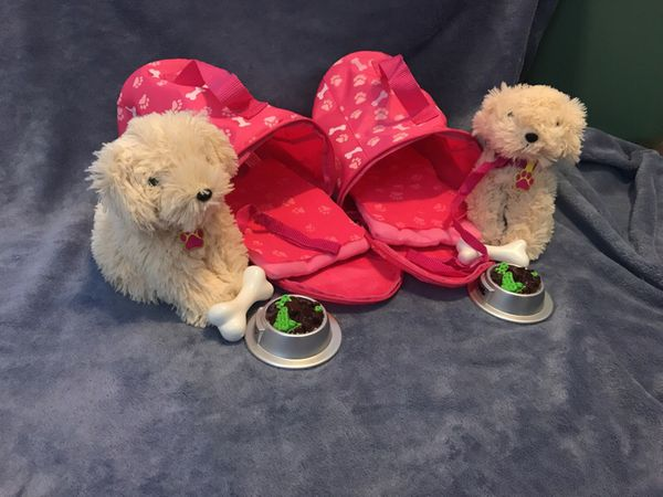Puppies With Accessories And Travel Case For Sale In Temecula Ca