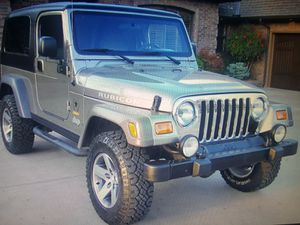 •Beautiful 2005 Jeep Wrangler • This ad is for my sister please email her :•• Amyglass55@Gmail•Com•• you will get all info. Thank you! for Sale in Frederick, MD