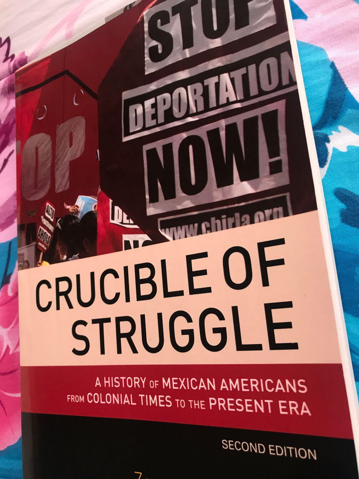 Crucible of Struggle by Zaragosa Vargas 2nd Edition