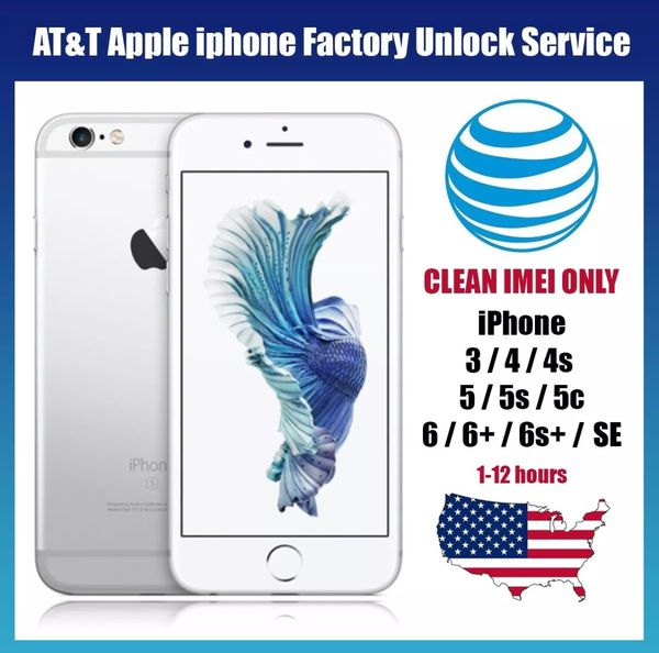how to unlock a prepaid at&t iphone 6