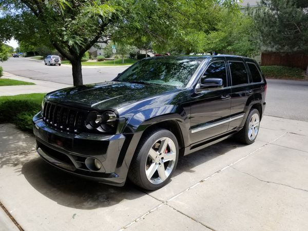 2006 jeep cherokee srt8
