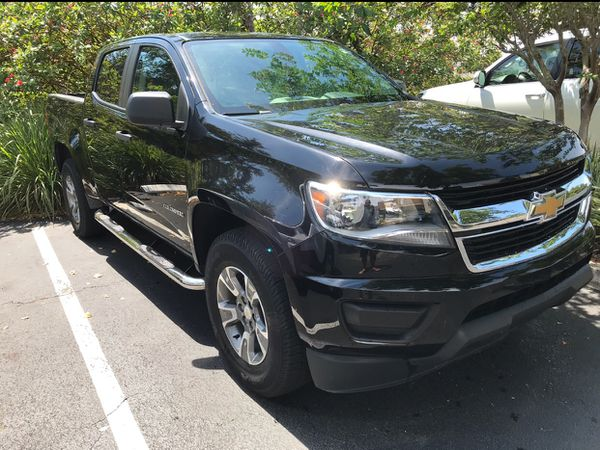 2016 Chevrolet Colorado 53k Miles Factory Warranty Clean Title For Sale