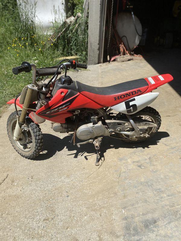2005 honda 50cc runs good very good braking