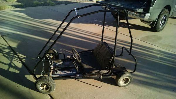 Go kart frame (no motor) $50 for Sale in Phoenix, AZ - OfferUp