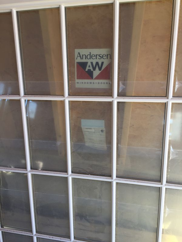anderson window sale replacement new anderson window feet by for sale in athens ny offerup