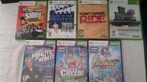 Xbox 360 games for sale good bundle for Sale in San Diego, CA