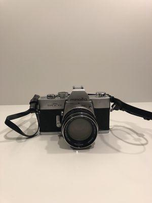 Minolta SRT 101 35mm film camera for Sale in Scottsdale, AZ