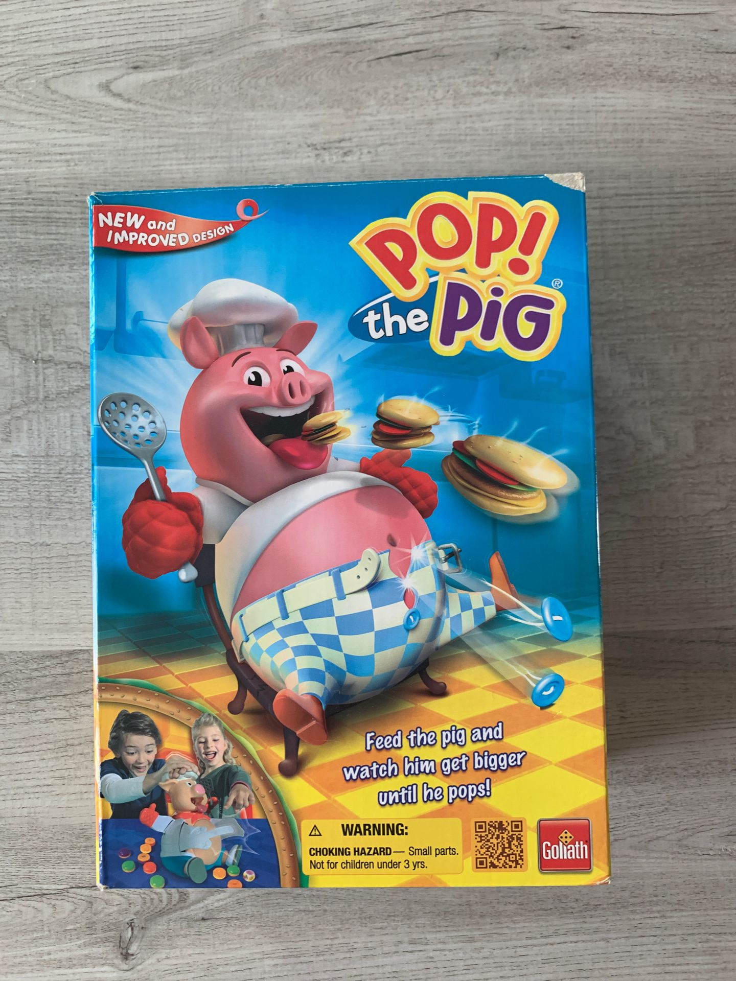 Pop the pig game (b21)