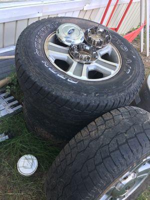 F150 Rims 17s for sale  Tulsa, OK