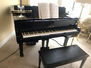 Photo Piano Yamaha GP Disklavier
