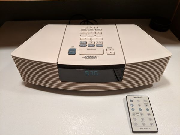 BOSE Wave Radio w/ Remote Speakers Stereo System Audio for Sale in San  Diego, CA - OfferUp