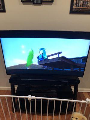 "Samsung Curved 4K UHD Smart TV 55"" un55hu7250 for Sale in West Springfield, VA"