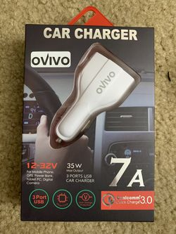 Headphones, selfie stick, car charger, car mount Thumbnail