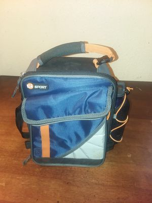 Ci Sport Lunch Bag / Cooler * Water Bottle Included for Sale in Gardena, CA