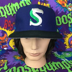 Vintage Seattle Seahawks Hat Seahawks Football Hat Seahawks SnapBack  Adjustable Seahawks Hat for Sale in Seattle 06e37eb44