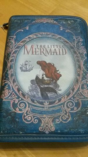 Disney Little Mermaid Storybook Makeup Bag for Sale in Kissimmee, FL