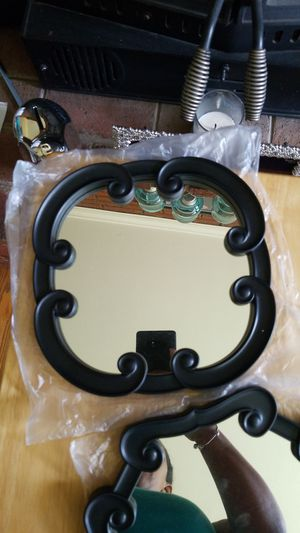 2 new black mirrors for Sale in Madison Heights, VA