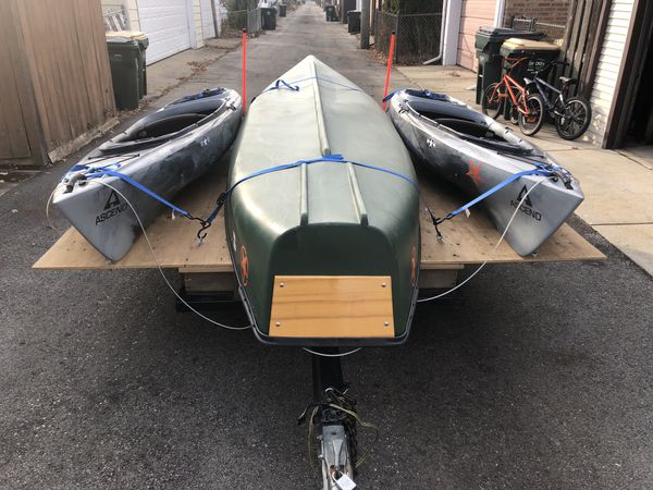 Ascend Kayaks / Old Town Canoe for Sale in Chicago, IL - OfferUp