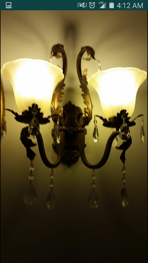New and used chandeliers for sale offerup 2 wall chandeliers from havertys was 525 for sale in charlotte nc mozeypictures Images