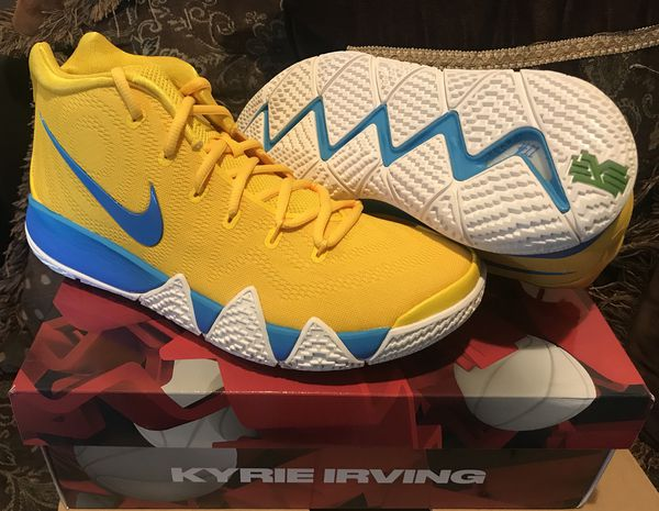 super popular 26779 a1ce8 Kyrie 4 KIX size 10 Basketball shoes for Sale in Santa Ana, CA - OfferUp