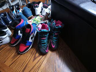 Jordans All Size 11.5-12 Thumbnail