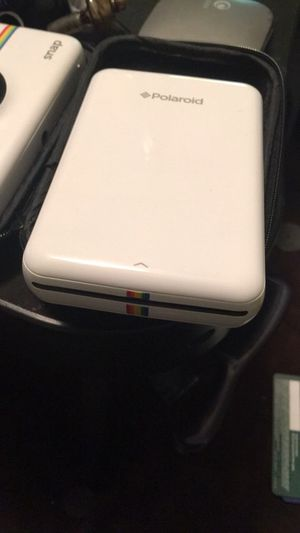 Polaroid zink mobile instant printer for Sale in St. Louis, MO
