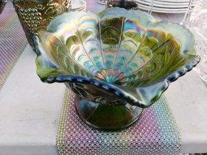 Fenton carnival glass candy dish for Sale in PA, US