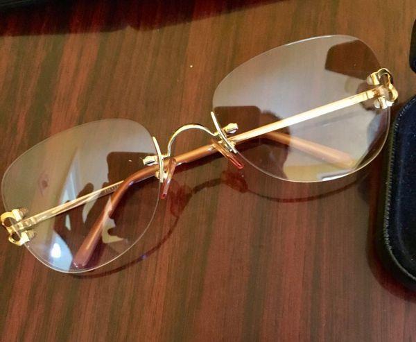 Vintage rimless Cartier frames for Sale in Hartford, CT - OfferUp