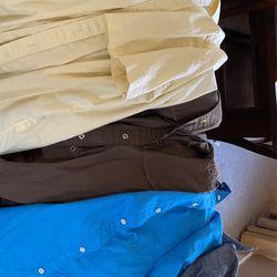 Button Up Shirts And Tees Thumbnail