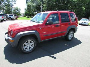 2004 Jeep Liberty 4 doors auto all power 112 K miles for Sale in Falls Church, VA