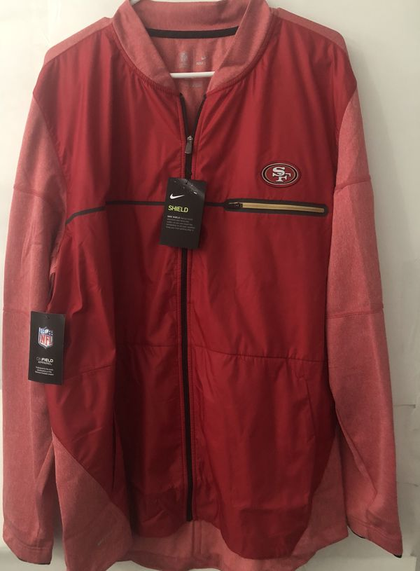 f6713dfffc47 SF 49er Elite Hybrid full-zip jacket - Nike Mens XL for Sale in Hayward ...