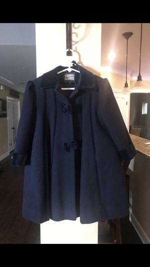 Rothschild, girl's wool coat and hat (size 4) for Sale in Nolensville, TN