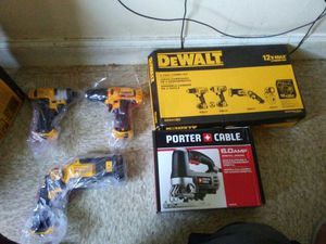 Brand new tools fresh in box for Sale in Baltimore, MD