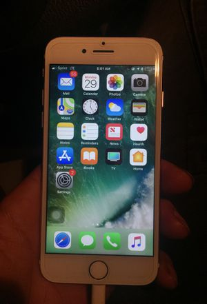 iPhone 7 (PRICE NEGOTIABLE) for Sale in Aspen Hill, MD