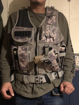 Tactical Paintball Vest for Sale in Ashburn, VA