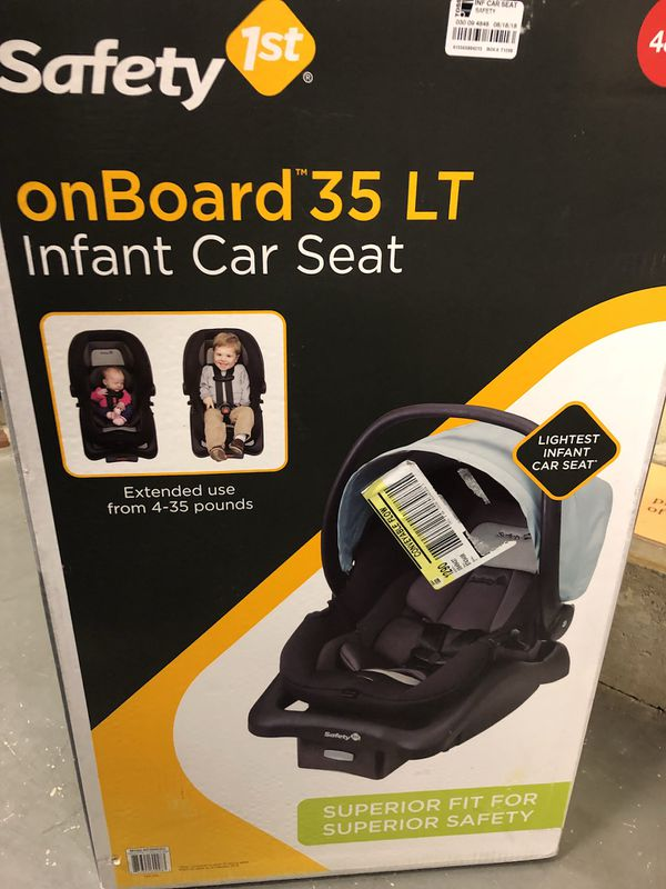 Safety 1st Onboard 35lt Infant Car Seat For Sale In Lynnfield Ma
