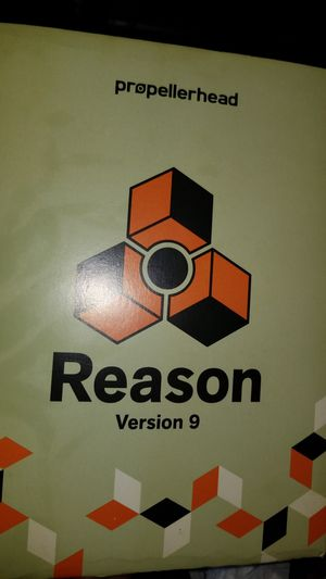 Propellerhead Reason 9.5 for Sale in New York, NY