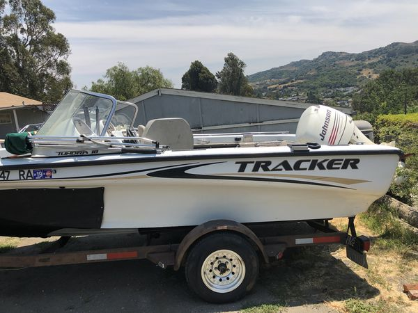 2003 Bass Tracker Tundra For Sale In Vacaville Ca Offerup