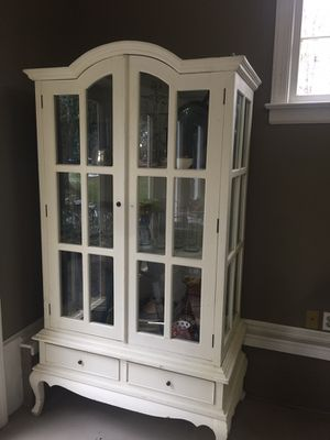 French style cabinet. for Sale in Chesterfield, VA