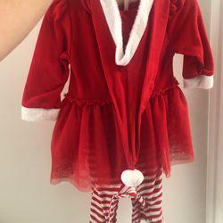 Holiday Baby Outfit Thumbnail