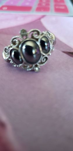 Hematin Silver Jewelry Set Thumbnail