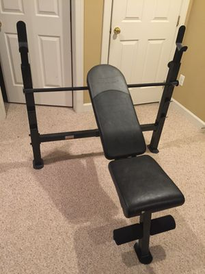 Workout bench and power tower for Sale in Brambleton, VA